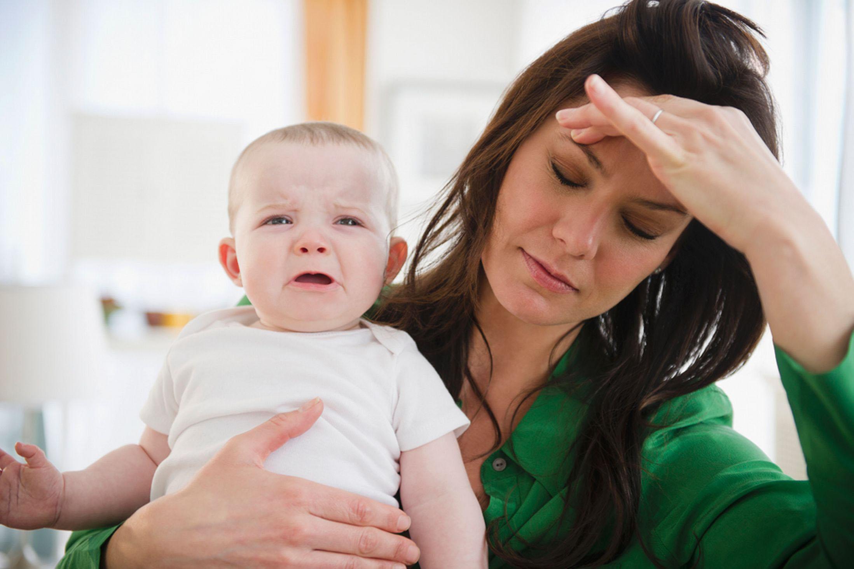 Biểu hiện của trầm cảm sau sinh cần lưu ý
